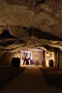 Visite cave chinon