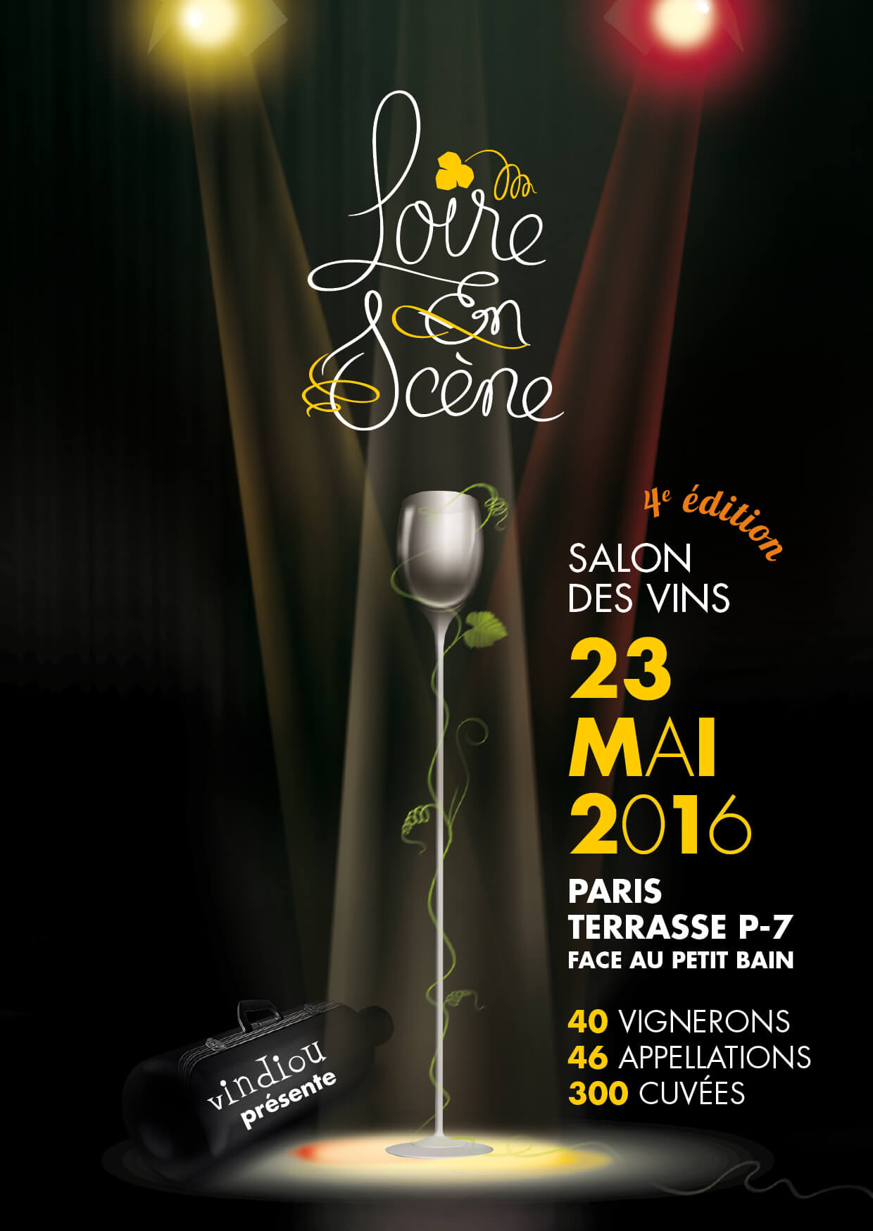 Loire en scène 2016