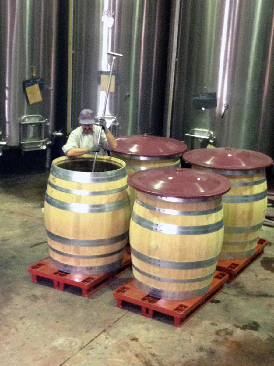 La vinification intégrale